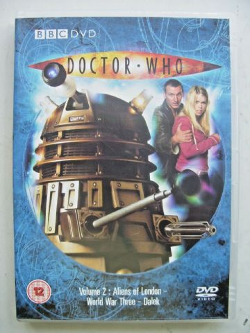 Doctor Who - Series 1 Vol.2 (DVD, 2005)